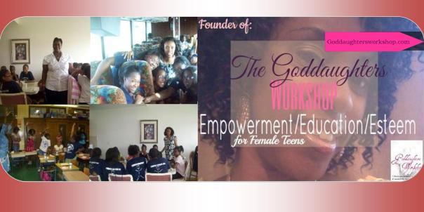 Goddaughters Workshop Banner FB