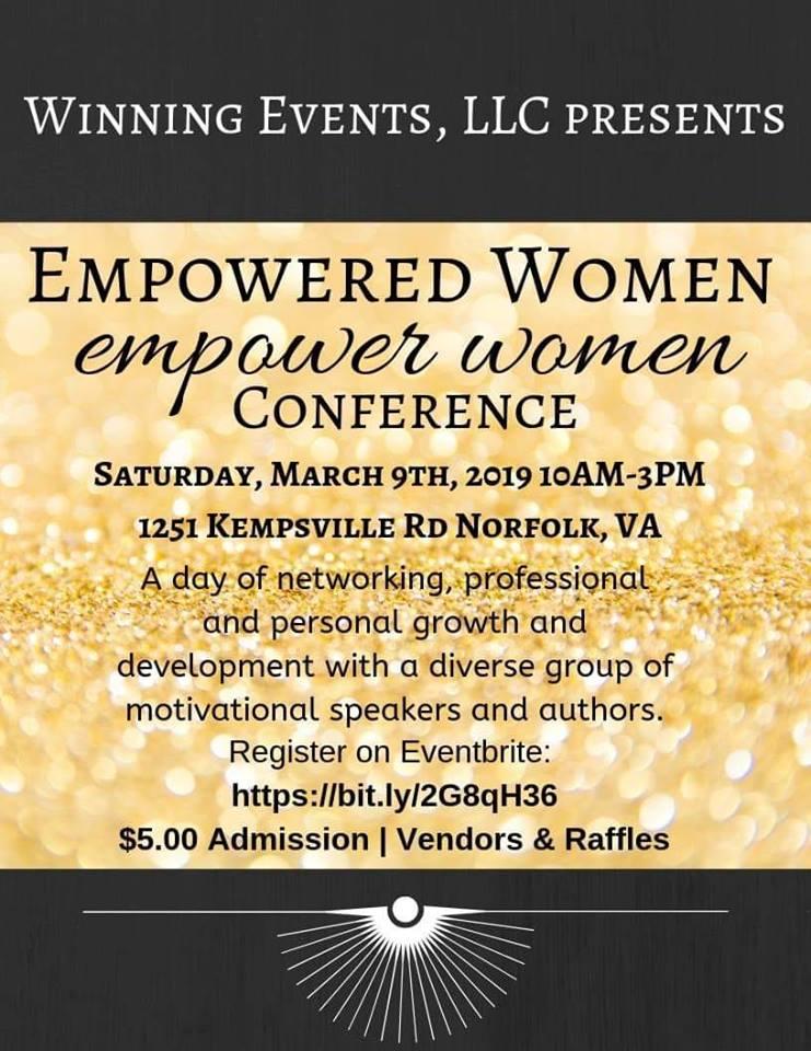 Empowered Women Empower Women event_n