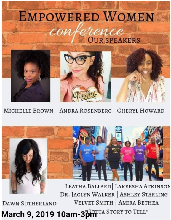 Empowered Womens Conf