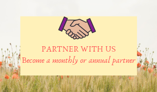 PARTNER WITH US - donation 2